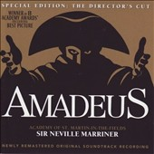 Neville Marriner: Amadeus [Special Edition: Director's Cut] [Newly Remastered Soundtrack Recording]