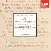 Vaughan Williams: Norfolk Rhapsody, etc / Boult, London SO