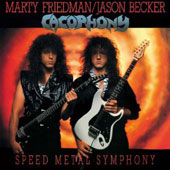 Cacophony: Speed Metal Symphony