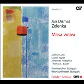 Jan Dismas Zelenka: Missa Vovita ZWV 18