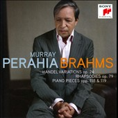 Brahms: Handel Variations / Perahia