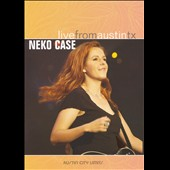Neko Case: Live from Austin TX [DVD]