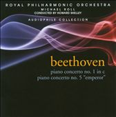 Beethoven: Piano Concertos Nos. 1 & 5