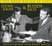 Gene Krupa/Gene Krupa & Buddy Rich/Buddy Rich: The Drum Battle At JATP