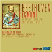 Beethoven: Egmont Incidental Music / Bertrand De Billy