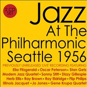 Various Artists: Jazz at the Philharmonic: Seattle 1956