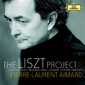 The Liszt Project: Bartok, Berg, Messiaen, Ravel, et al. / Pierre-Laurent Aimard, piano