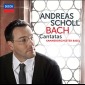 Bach: Cantatas / Andreas Scholl, countertenor