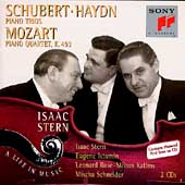 Isaac Stern - A Life In Music - Schubert, Haydn, Mozart