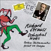 Richard Strauss: Orchestral Works / Karajan, Berlin PO