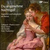 The Pleasant Nightingale, Love songs of the Baroque / Eitrich, soprano