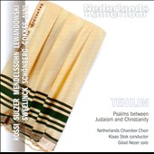 Tehilim, Psalms between Judaism and Christianity - Rossi, Sulzer, Lewandowski, Gokkes, Sweelinck et al.