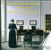 Danish Piano Miniatures / Erik Fessel