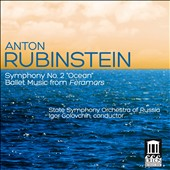 Anton Rubinstein: Symphony No. 2 