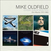 Mike Oldfield: Classic Album Selection (Six Albums 1973-1980)