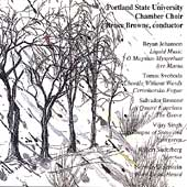 Johanson, Svoboda, Brotons, et al / Browne, Portland State