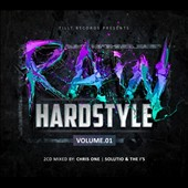 Various Artists: Raw Hardstyle, Vol. 1