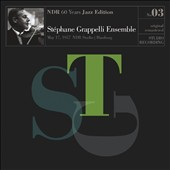 Stephane Grappelli Ensemble/Stéphane Grappelli: May 17, 1957 NDR Studio Hamburg