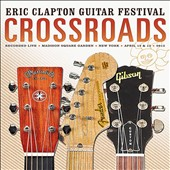 Various Artists: Crossroads: Eric Clapton Guitar Festival 2013 [2DVD/Blu-Ray]