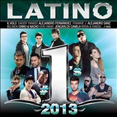 Various Artists: Latino #1's: 2013