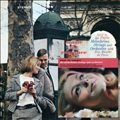 George Melachrino & His Orchestra/George Melachrino: April In Paris/Music For Romance