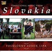 Various Artists: Traditional Music from Slovakia [7/28]