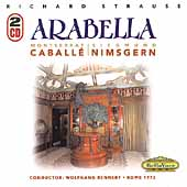 Strauss: Arabella / Rennert, Caball&#233;, Nimsgern, et al
