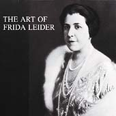 The Art of Frieda Leider