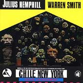 Julius Hemphill: Chile New York: Sound Environment