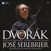 Dvorák: Complete Symphonies; Legends; Slavonic Dances