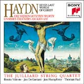 Haydn: Seven Last Words of Christ / Juilliard Quartet