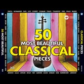 50 Most Beautiful Classical Pieces by Brahms, Chopin, Debussy, Dvorak, Grieg, Handel, Mozart et al. played by Pires, Previn, Rattle, Vengerov et al.