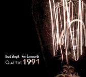 Ron Samworth/Brad Shepik: Quartet 1991