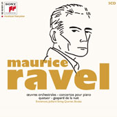 A Century Of French Music - Maurice Ravel (1875-1937): Concertos for Piano; Orchestral Works / Various Artists