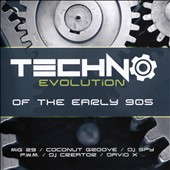 Various Artists: Techno Evolution of the Early '90s