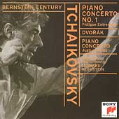 Bernstein Century - Tchaikovsky, Dvorak: Piano Concertos