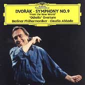 Dvorak: Symphony no 9, Othello Overture / Abbado, Berlin PO