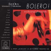 Bolero! - Orchestral Fireworks / Oue, Minnesota Orchestra
