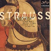 R. Strauss: Orchestral Works / Rudolf Kempe, Dresden SO