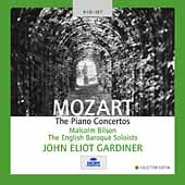 Mozart: Piano Concertos / Bilson, Gardiner, English Baroque