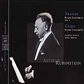 Rubinstein Collection Vol 22 -Brahms, Grieg: Piano Concertos
