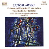 Lutoslawski: Orchestral Music Vol 7 / Wit, et al