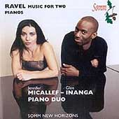 Ravel: Music for Two Pianos / Micallef-Inanga Piano Duo
