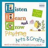 Listen, Learn & Grow - Playtime - Arts & Crafts