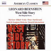 Kenneth Schermerhorn (Conductor/Conductor): Leonard Bernstein: West Side Story (The Original Score)
