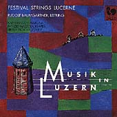 Musik in Luzern / Baumgartner, Festival Strings Lucerne
