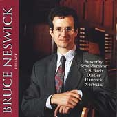Sowerby, Scheidemann, et al: Organ music / Bruce Neswick