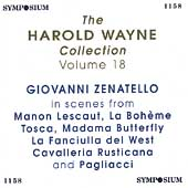 The Harold Wayne Collection Vol 18