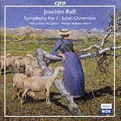 Raff: Symphony no 7, etc / Albert, Philharmonia Hungarica
