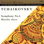 Tchaikovsky: Symphony no 5, Marche slave / Mardjani, Kahi